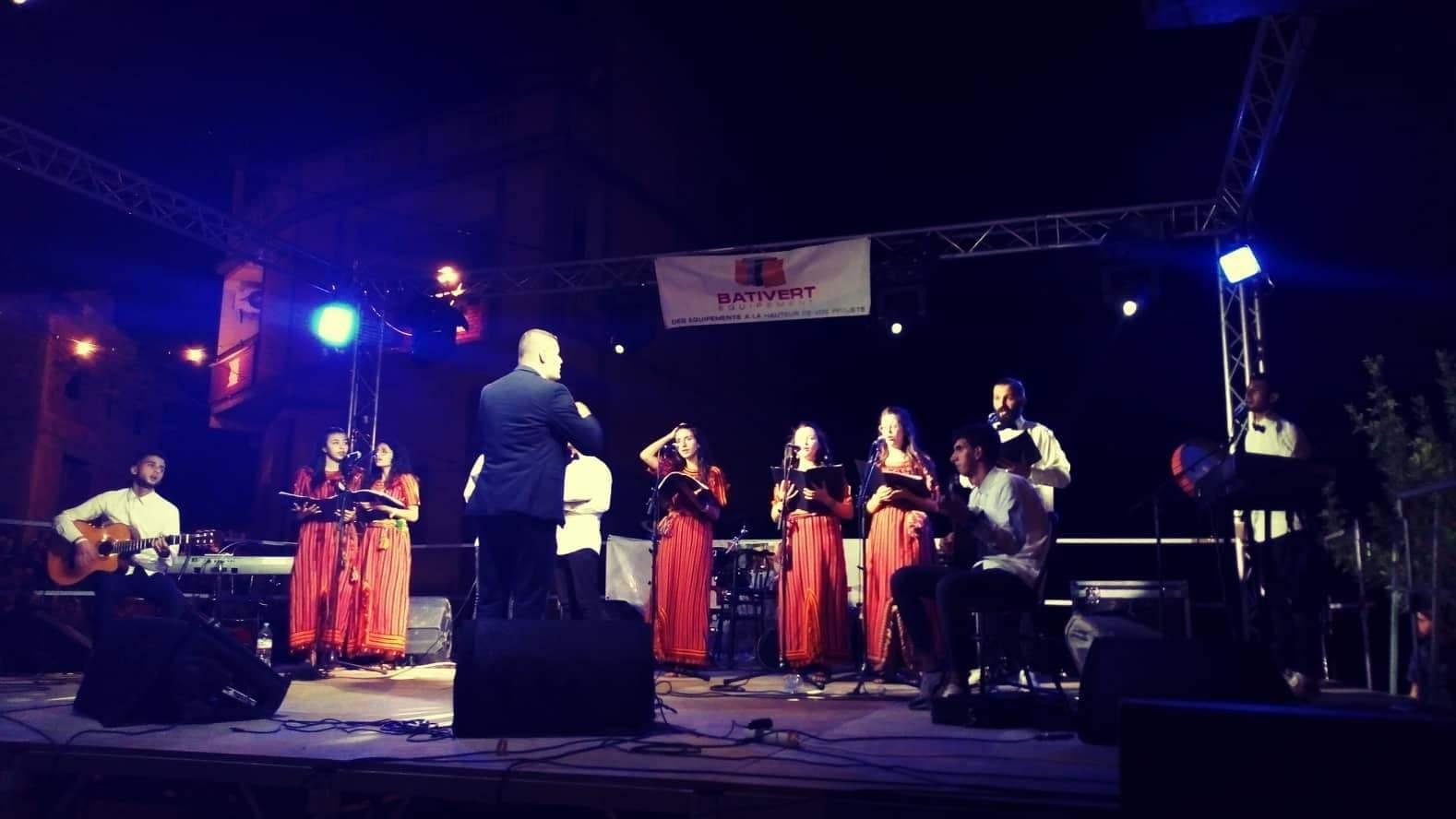 Plein chant choral day