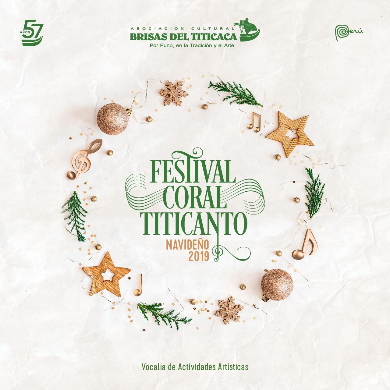 Festival Coral Titicanto Navideño 2019 1