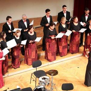 Novogodišnji koncert Aleksinačkog mešovitog hora Šumatovac
