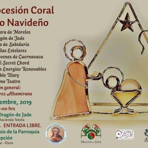 Primera Procesión Coral y Concierto Navideño