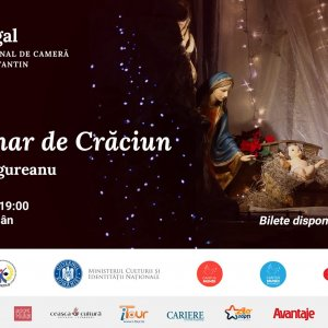 Extraordinary Concert of Christmas of The Madrigal- Marin Constantin Choir and children from the Cantus Mundi National Program