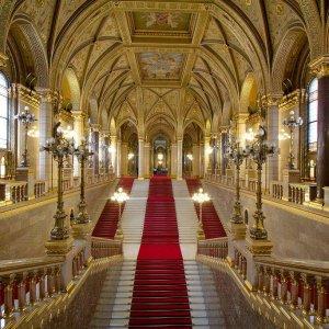 Karácsonyi koncert a Parlamentben