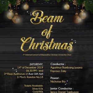 Beam of Christmas