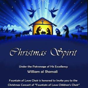 Christmas Spirit - روح الميلاد