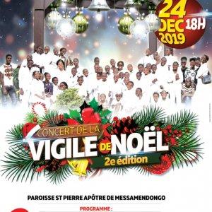 Concert de la Vigile de Noël