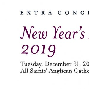 A Pro Coro New Year's Eve