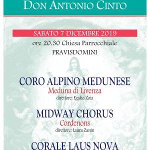 Rassegna Corale Don Antonio Cinto - 24 Edizione