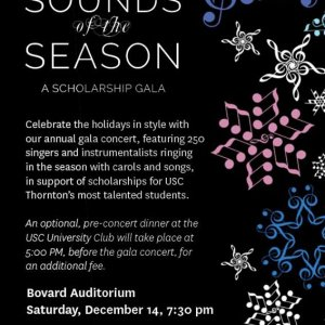 Winter Gala. Sounds of the Season