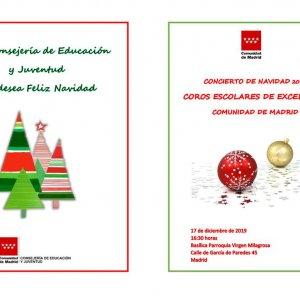 Concierto de Navidad de Excelencia