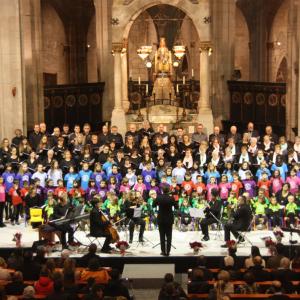 Concert de la FCEC del Dia Internacional del Cant Coral