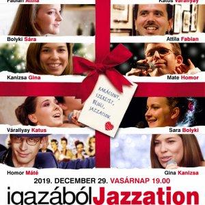 Jazzation: Igazából Karácsony / AcappelLove Actually
