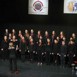 """World Choral Day Concert """" A Whole World - One Choir"""""""