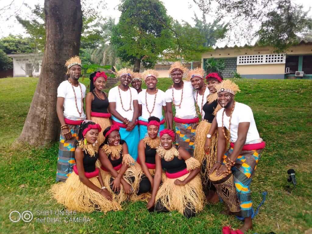 Congo mon pays, Afrique mon chant