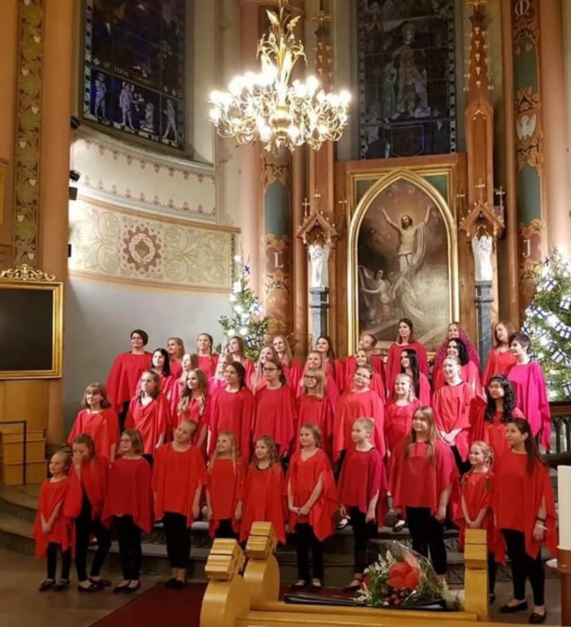 Joulumarjat -concert